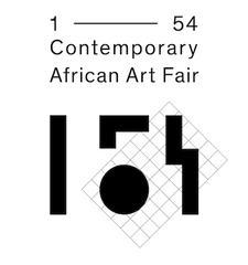 1-54 Contemporary African Art Fair  logo