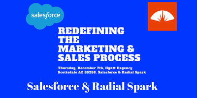Redefining the Marketing and Sales Process with Salesfo...