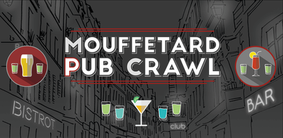 International Party | Mouffetard Pub Crawl