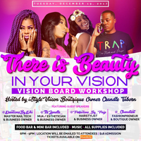 THERE IS BEAUTY IN YOUR VISION           (VISION BOARD...