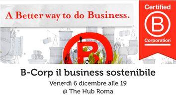 B Corp il business sostenibile