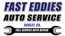Fast Eddies Auto Shop logo