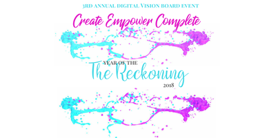 3rd Annual Digital Vision Board Workshop