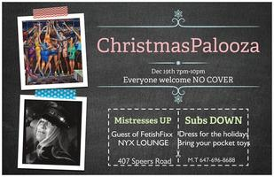Mistresses UP subs DOWN christmas'Palooza