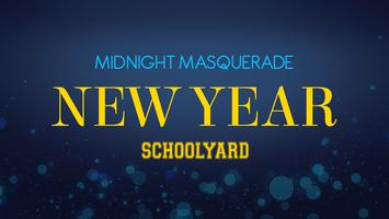 NYE Midnight Masquerade at Schoolyard