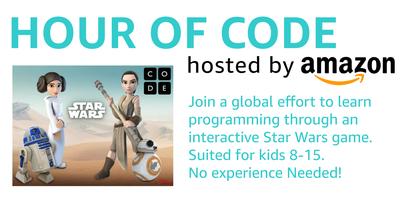 Hour of Code™ 2017 - Teaching Kids to Write Code