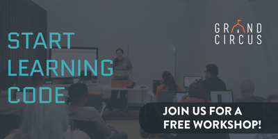 FREE Intro to Coding Workshop at Google Ann Arbor