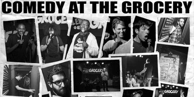 Comedy at the Grocery: The Holiday Show!