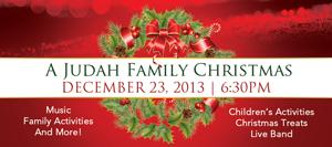 A Judah Family Christmas