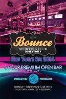 Bounce Sporting Club New Years Eve 2014