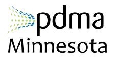 PDMA Minnesota Chapter logo