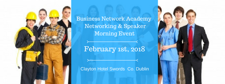 The Business Network Academy Networking & Speaker Event