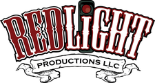 Red Light Productions Presents logo