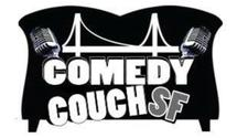 Comedy Couch SF  logo