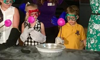 Ice Ice Baby! Science Show