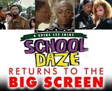 School Daze on the BIG Screen logo