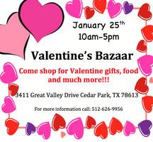 FREE Valentine's Bazaar