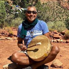 Anthony J Rodriguez, Walking Crow ~ Transformational Sacred Drum Medicine logo