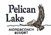 PELICAN LAKE MOTORCOACH RESORT EVENTS logo
