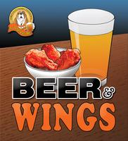 Schmohz Beer and MEAT Wings Pairing at the REO Town Pub