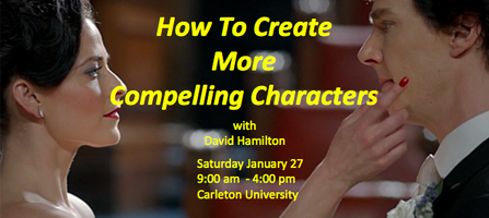 How To Create More Compelling Characters
