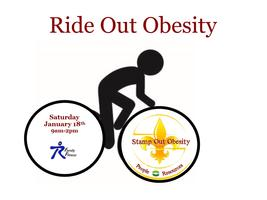 Ride Out Obesity 10:15am