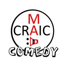 Mad Craic Comedy logo