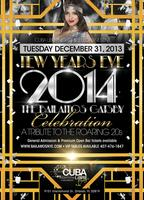 Cuba Libre Nights Orlando New Years Eve Celebration