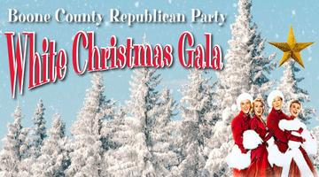 Boone County Republican Party: White Christmas Gala