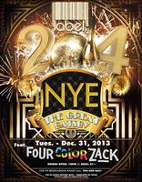 LABEL NYE 2014