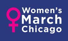 Women's March Chicago logo