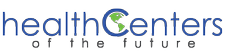 Health Centers of the Future logo