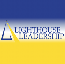Lighthouse Leadership:  Building Strong Leaders logo