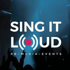Sing It Loud logo