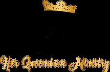 """""""Her Queendom Ministry"""" logo"""