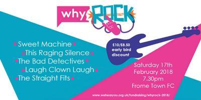 WHYRock (Charity gig)