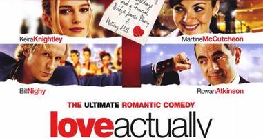 Brew's La Luna Cinema Chiswick: Love Actually