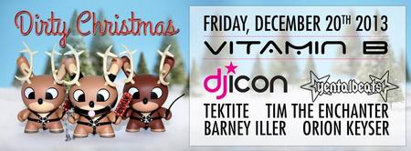 Vitamin B Presents Dirty Christmas