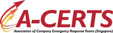 Association of Company Emergency Response Teams (Singapore) logo