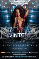 A NOLA Winter Evening featuring K. Michelle