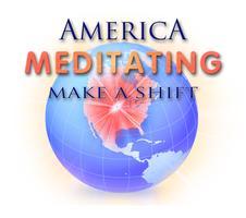 America Meditating - Make a Shift