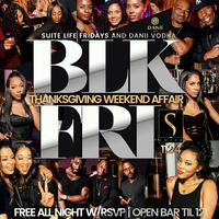 THIS FRIDAY :: BLACK FRIDAY HOSTED BY BIG TIGGER WITH...