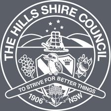 The Hills Shire Council logo
