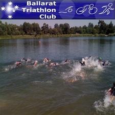 Ballarat Triathlon Club logo