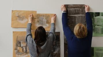 Drawing and Painting - Spring Term