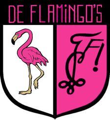 De Flamingo's logo
