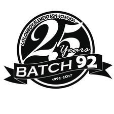 LES BATCH 92 OFFICERS 2017 logo