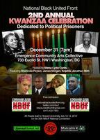 #NBUF 2nd Annual Kwanzaa Celebration Dedicated to...
