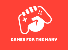 Games for the Many logo