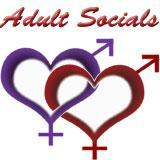 Adult Socials logo